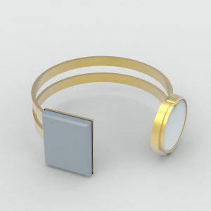 bracelet Tangram premier concours Allmazing