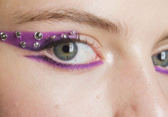 prada beauty trend mfw18